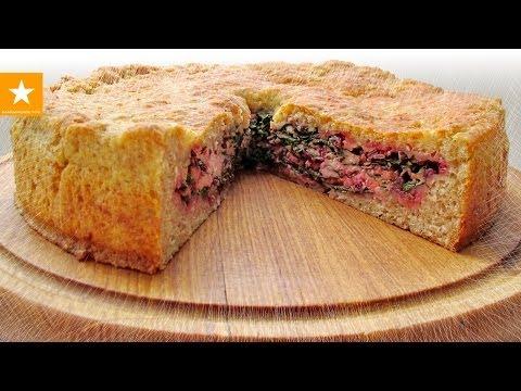 Не осетинский пирог от Мармеладной Лисицы. Рецепт без дрожжей и яиц