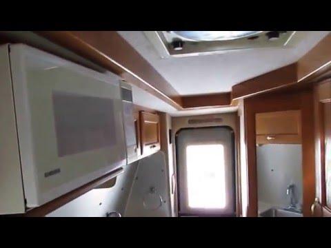 2000 American Cruiser 200ME Class B Camper Van, 60K Miles, Rear Door, Generator, 15 MPG $29,900