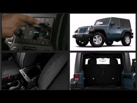 2014 Jeep Wrangler Video