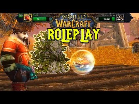 Haustierkampf | World of Warcraft Roleplay #18 Gameplay German Let's Play | baasti