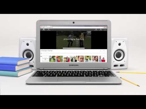 Introducing Chromebook