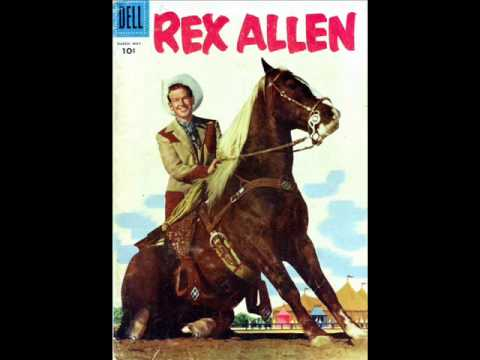 Rex Allen - Cowboys Dream
