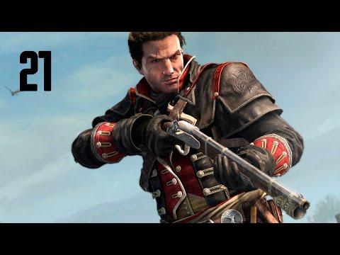 Прохождение Assassin's Creed Rogue (Изгой) — Часть 21: Во славу Божию [ФИНАЛ]