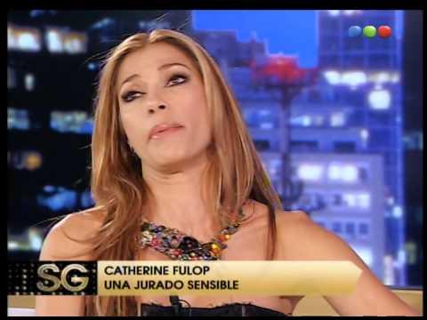 Catherine Fulop, Parte 1 - Susana Gimenez 2008