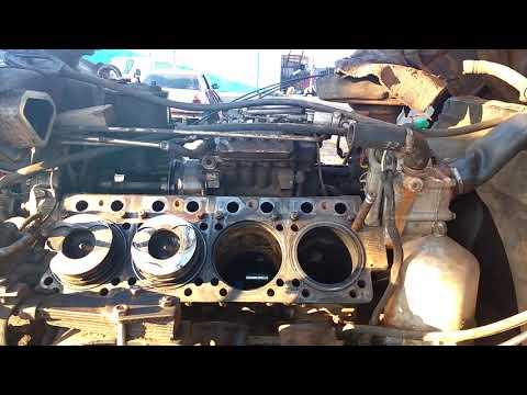 Сборка двигателя камаз своими руками 23