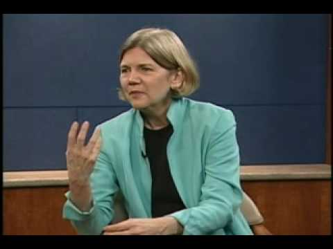 Conversations with History: Elizabeth Warren