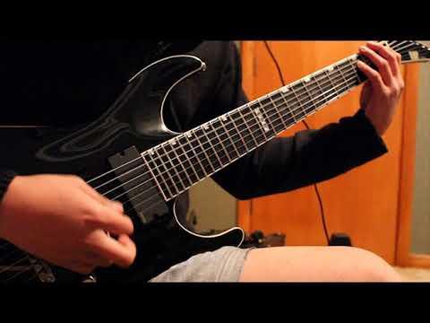 Burst The Gravity- ALTIMA (Guitar Cover)