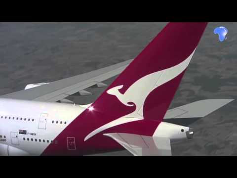 Qantas in massive layoff plan