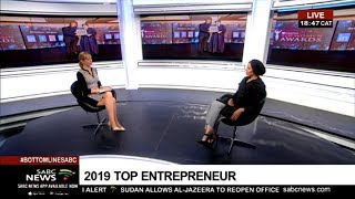 The Bottom Line | Zeenat Ghoor named 2019 Top Entrepreneur