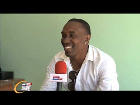 Dwayne Bravo Exclusive | SportsMax Zone | Feb 4, 2014