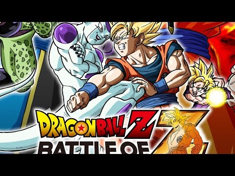 CGR Undertow - DRAGON BALL Z: BATTLE OF Z review for PlayStation 3