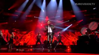 Ryan Dolan  Only Love Survives Ireland) 2013 Grand Final  Eurovision  