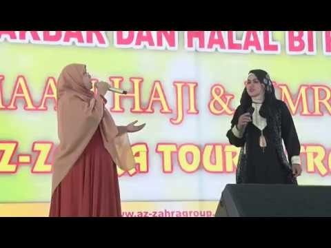 Video travel umroh azzahra surabaya