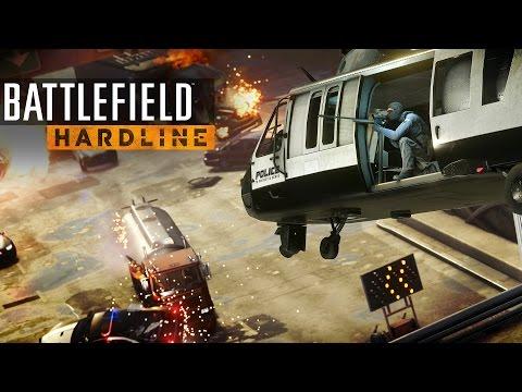 Battlefield Hardline: Все новшества игры