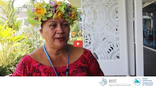84th Session of the Committee on the Rights of the Child: Rebecca Hosking-Ellis, Cook Islands