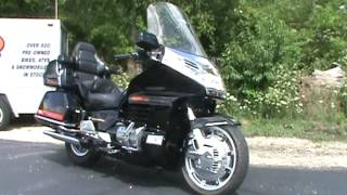 1998 Honda Gold Wing 1500 Aspencade For Sale $7,499 Road Track and Trail LLC Big Bend WI 53103