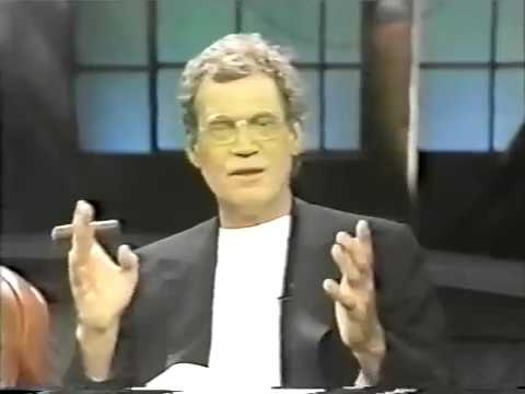 The Jon Stewart Show - 1995 final episode with guest David Letterman