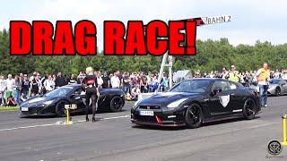 Nissan GTR NISMO VS MCLAREN 650S SPIDER - DRAG RACE!