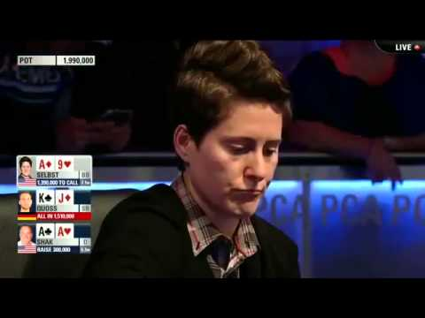 PCA-2014: $100К Super High Roller, Final Table. Ep2 (RUS)