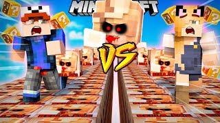 SZALONY WYŚCIG! - BELLA.EXE LUCKY BLOCKI MINECRAFT! (Lucky Block Race) | Vito vs Bella