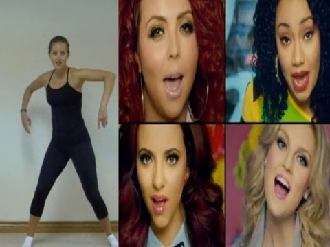 Little Mix 'Wings' Dance Tutorial