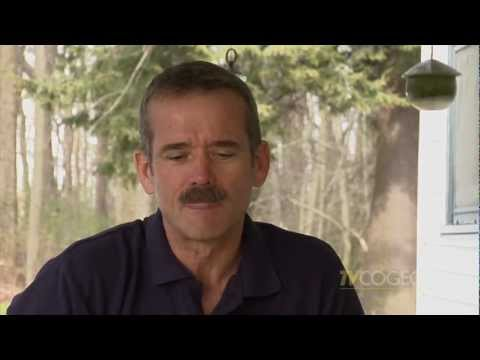 Here I Stand - The Chris Hadfield Story