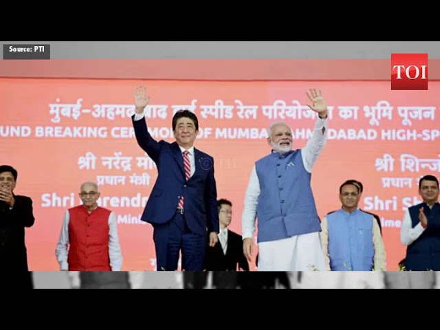 Dream of mini-Japan in Gujarat comes true: PM Modi
