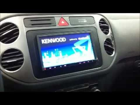 vw tiguan stereo installation youtube