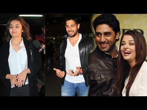 Aishwarya Rai Bachchan to compete with Abhishek Bachchan, Sidharth Malhotra and Alia Bhatt's holiday