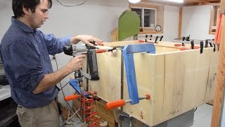 Building a shipping crate