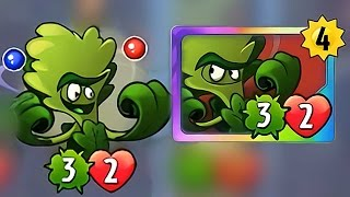 Plants vs Zombies Heroes - Molekale Gameplay: New EPIC Legendary