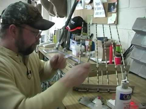 Bow Tuning Tips/Arrow Fletching