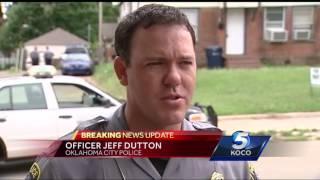 Man hospitalized after northwest Oklahoma City shooting