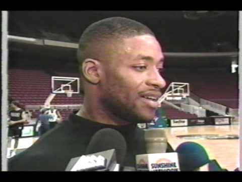 NY Knicks vs Orlando Magic 2-13-98 part 1 of 12