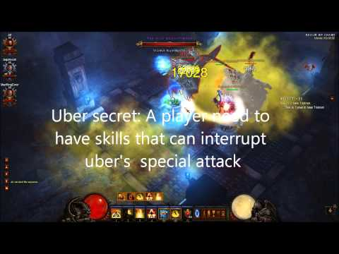 Diablo 3 MP 10 Ubers - Another monk build