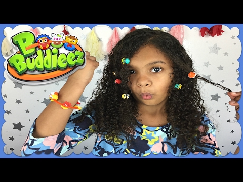 B Buddieez Wearable Collectible Toys