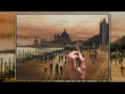 DVD - Ready to Paint Venice in Watercolour with Joe Francis Dowden