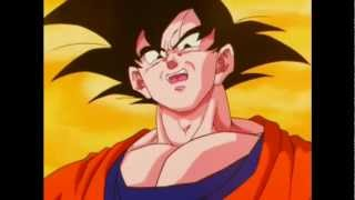 Goku and Pikkon vs Cell, Frieza, King Cold, and Ginyu Force