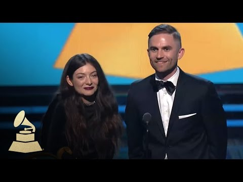 Lorde Wins Song of the Year