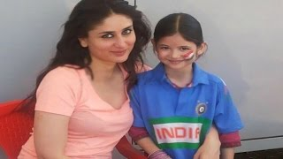 Kareena Kapoor And Harshaali Malhotra Cute Picture