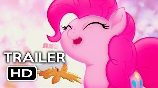 My Little Pony: The Movie Teaser Trailer #1 (2017) Animated Movie HD