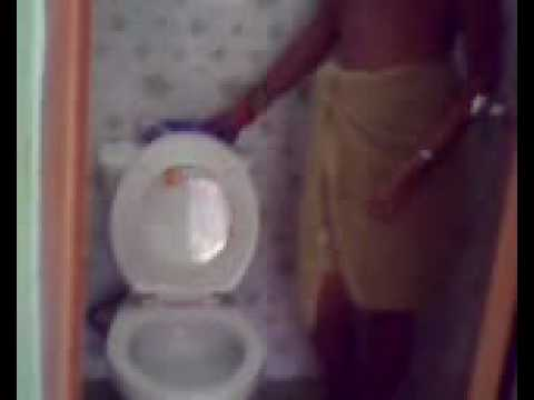 bathroom Scandal video