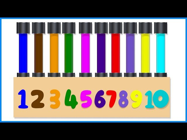 Learn Numbers Colors & Shapes - Teddy & Timmy Poems for Kids thumbnail