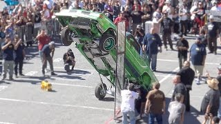 King of the Streets Lowrider Hop Contest San Francisco 2016 (Part 1 of 2)