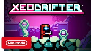 Xeodrifter Trailer - Nintendo Switch