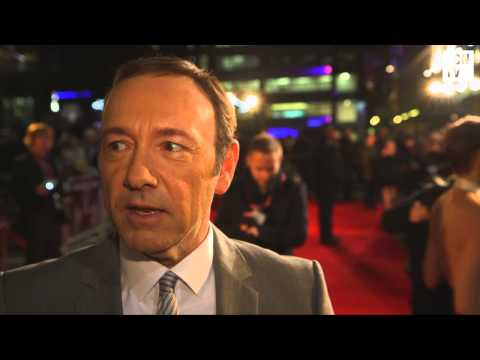 House Of Cards Premiere - Kevin Spacey, Robin Wright & David Fincher