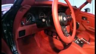 Sv-Art Chevrolet Corvette Pace Car 1978
