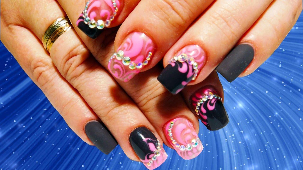 Дизайн ногтей просто и красиво