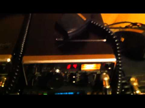 TRIO TR-7500 & TR-7500GR BY EB5DQH ECHOLINK BY EB5HUO (VIDEO 2)