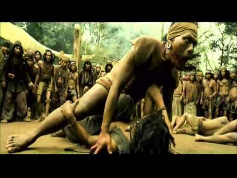 Ong Bak 2 - Tien Vs Slave Traders [fight Scene Hd 720p] video